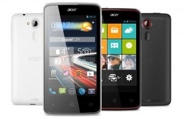 Acer Liquid E3 e Z4