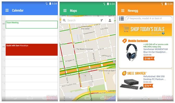 Google-Hera-Calendar-Map