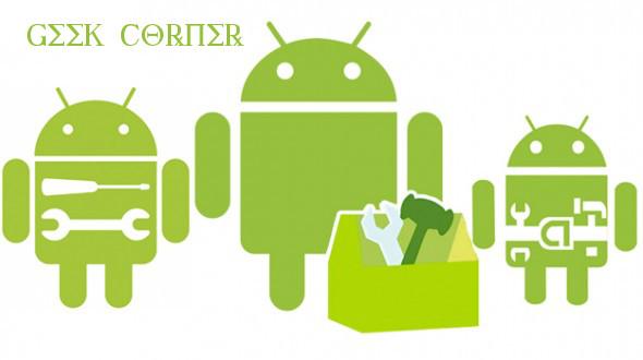 Logo Geek Corner