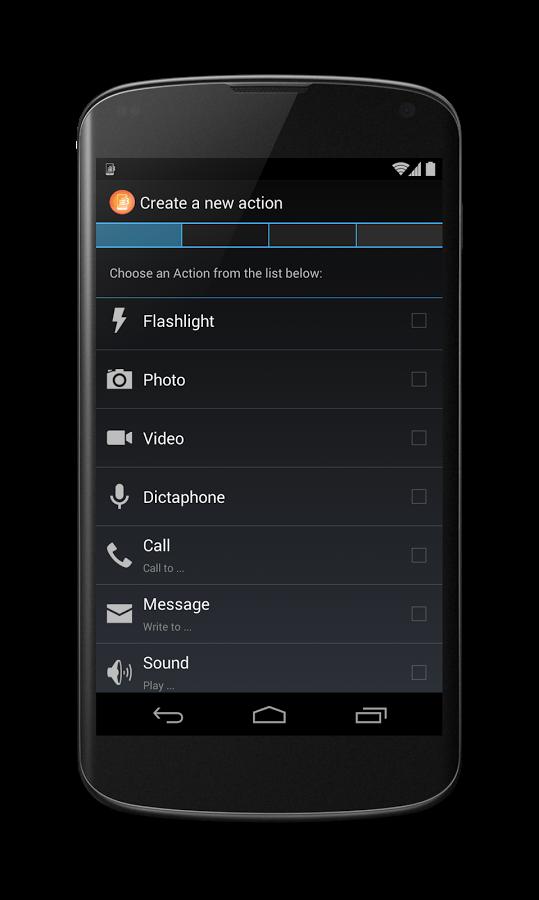 Quickclick comandare lo smartphone con i tasti volume - Smartphone con tasti ...