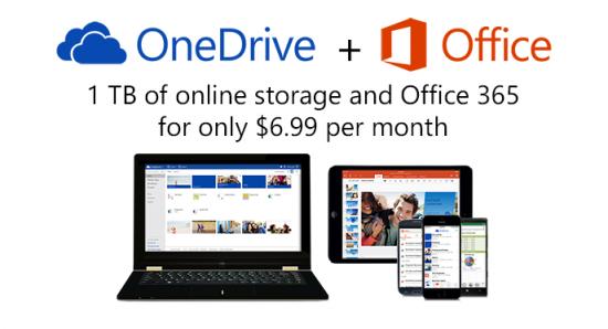 Offerta OneDrive