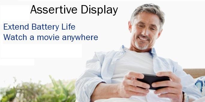 AssertiveDisplayTechnology