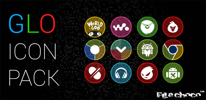 Glo-Full-Icon-Pack-v1.0-APK