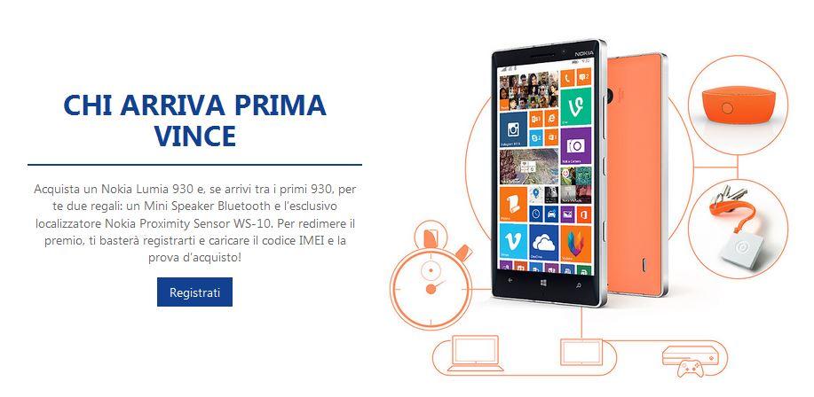 Promo Nokia Lumia 930