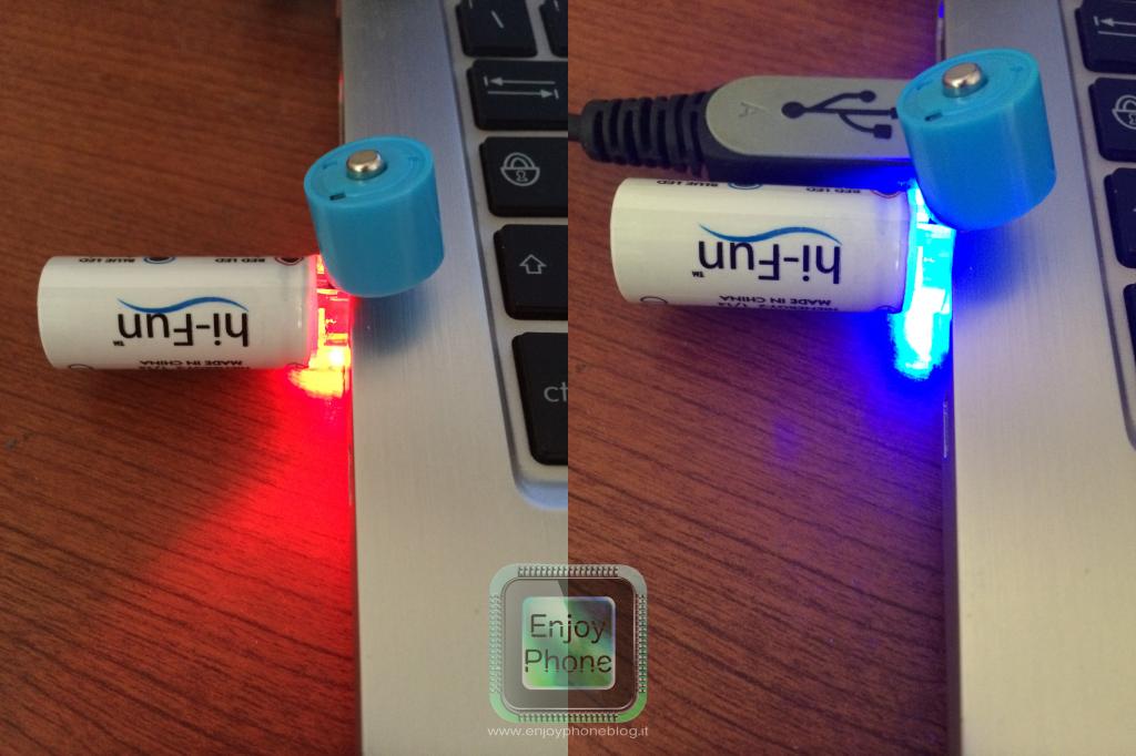 Batteria LED