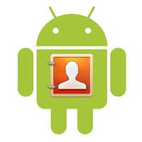 Come trasferire la rubrica da un smartphone android all - Rubrica android colori diversi ...