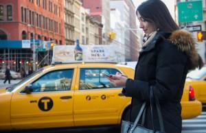 Smartphone NYC