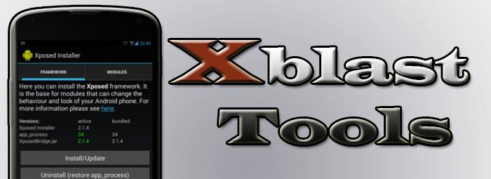 4-xblast tools
