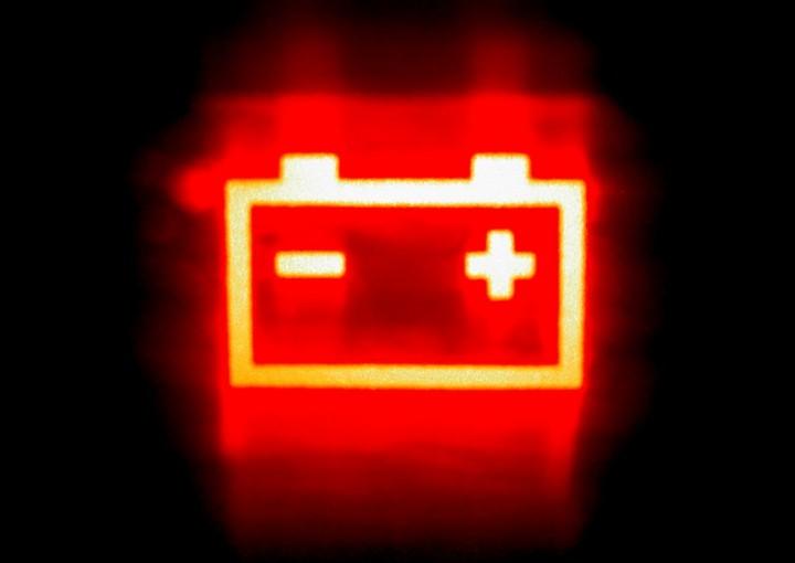 Batterie Logo