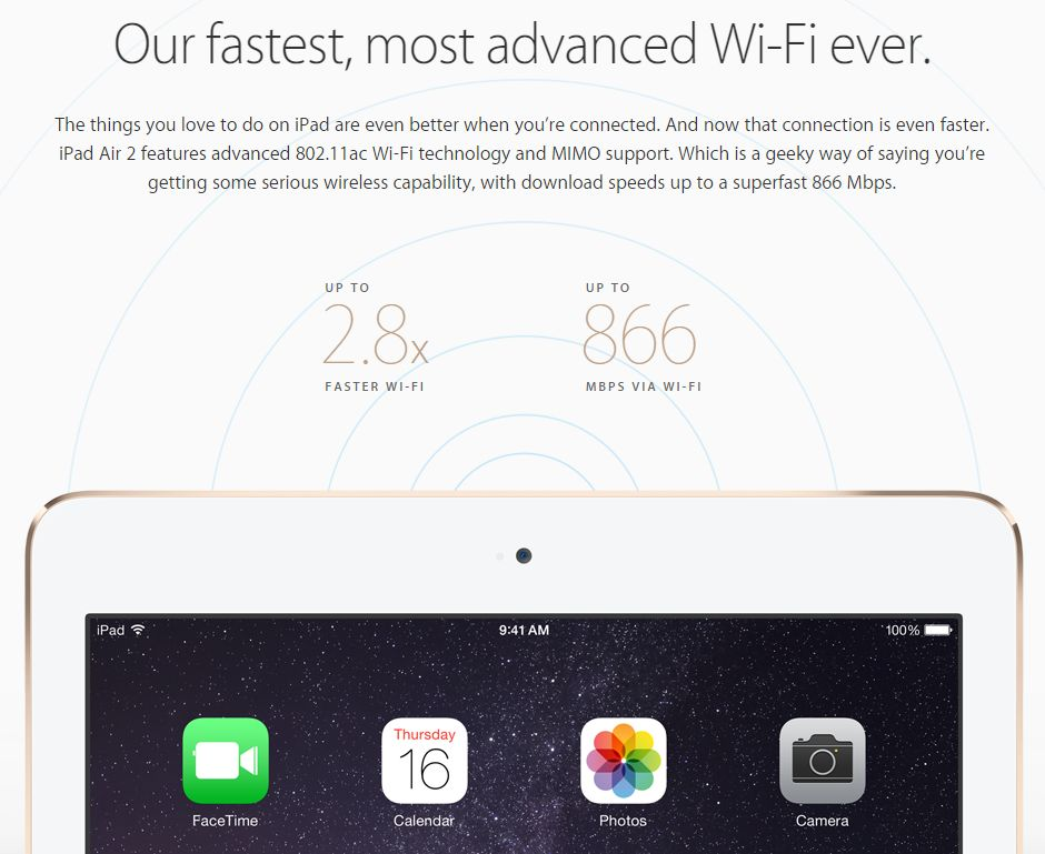 Faster-Wi-Fi