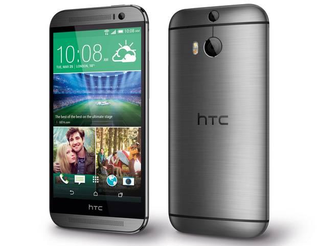 HTC m8 SAR
