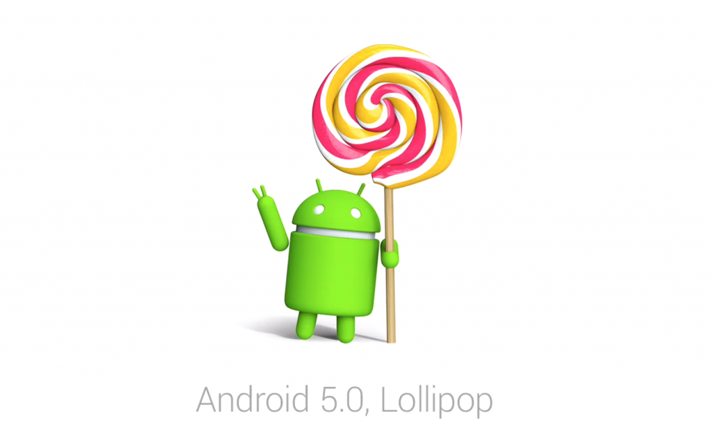 Android-5.0-Lollipop-Bugdroid