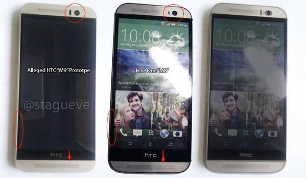 HTC M9 M8