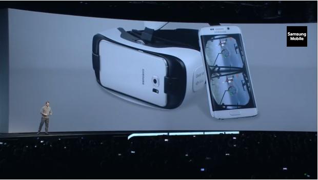 Gear VT Galaxy S6 Edge