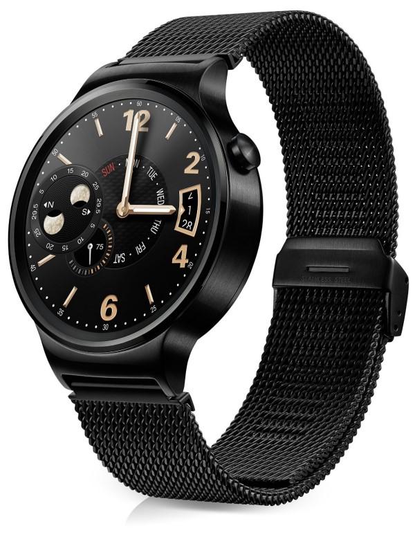 Huawei watch Black_1