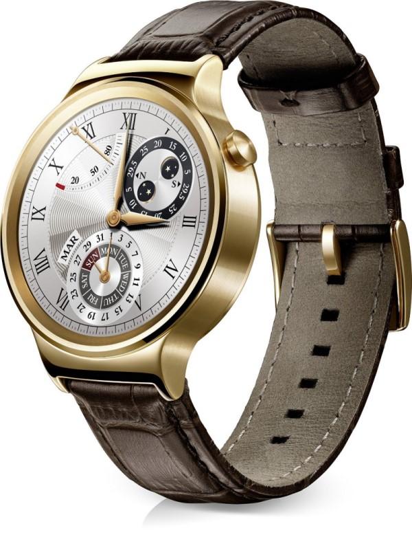 Huawei watch Gold_1