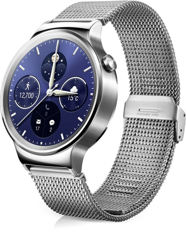 Huawei watch Steel_1