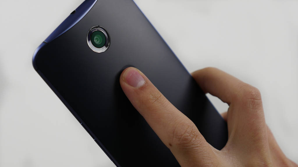 Android M nexus 6-fingerprint