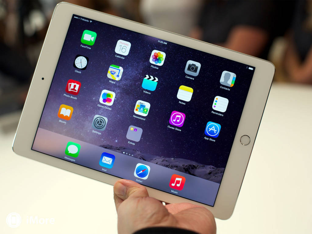 Ipad air 2 imm evidenza