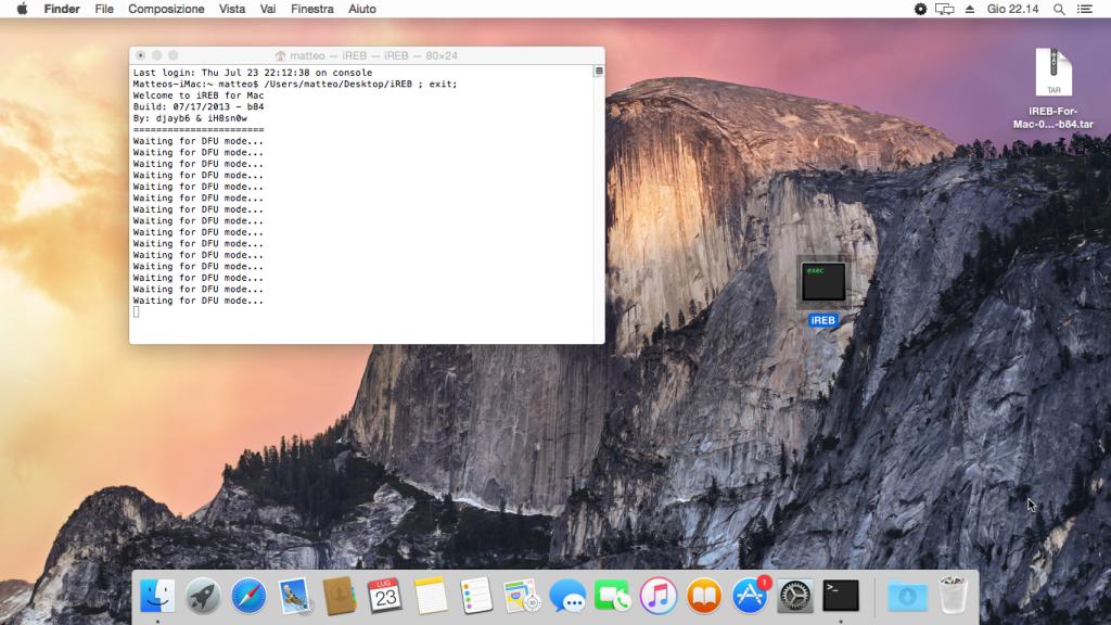 Downgrade senza SHSH Mac (6)