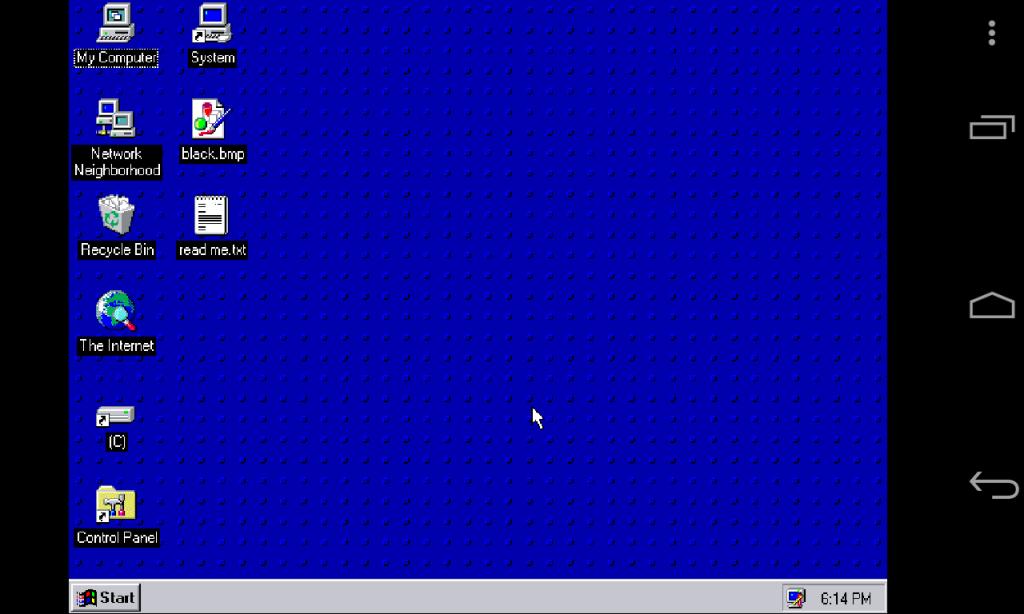Emulatore windows
