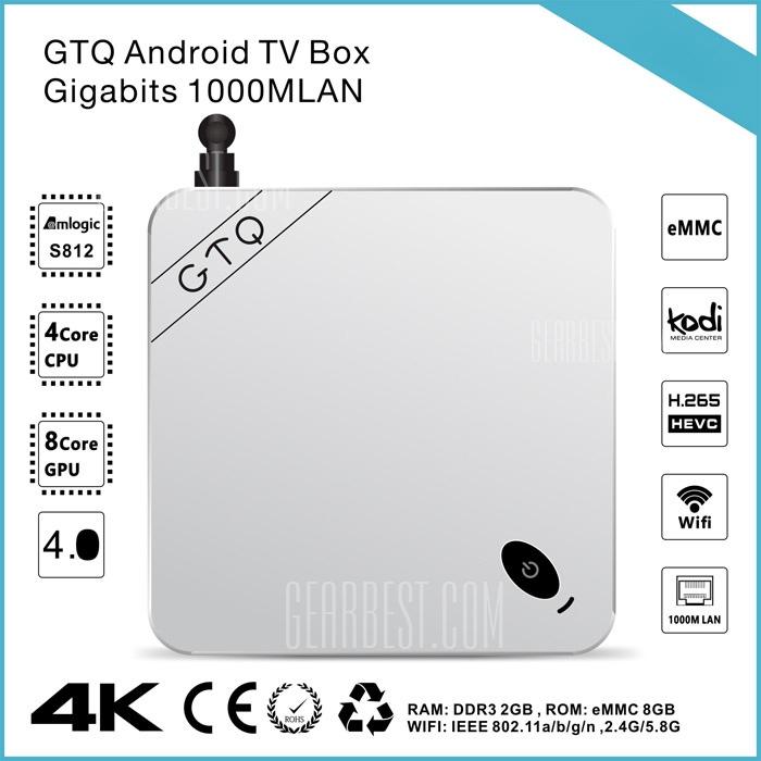 Beelink GTQ TV box 1