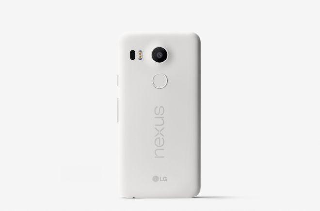 Nexus 5x retro
