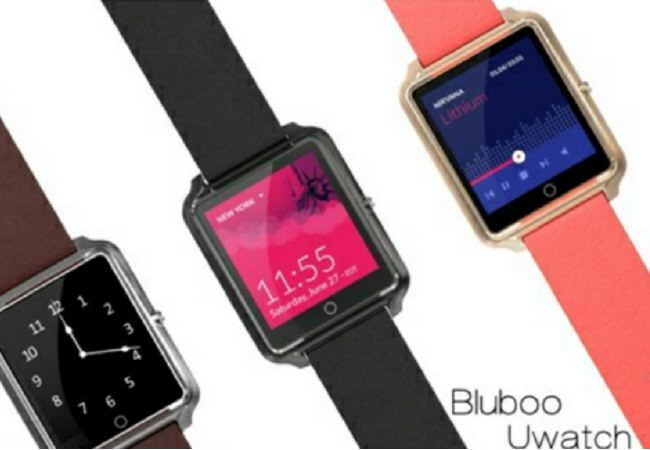 Bluboo-U-Watch
