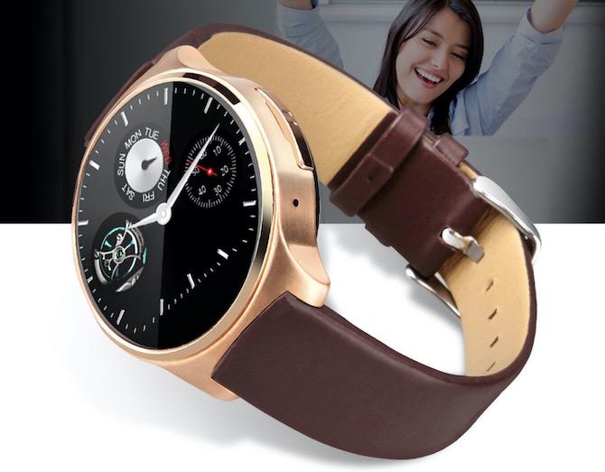 """Oukitel A29: lo """"Smartwatch-Phone"""" economico per iOS e Android"""