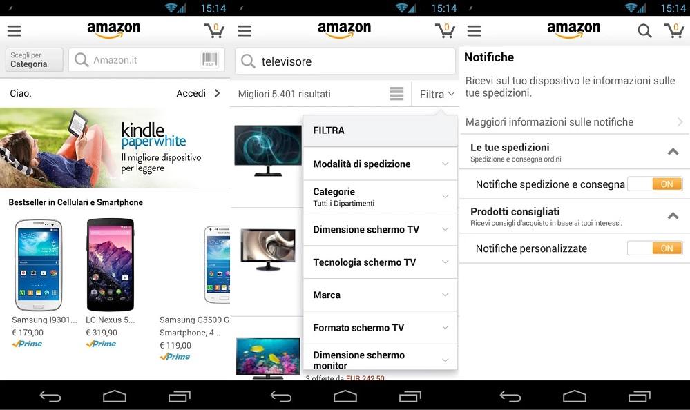 App amazon-shopping