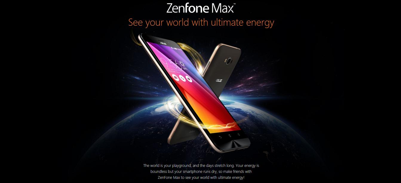 Asus Zenfone Max acquisto online prezzo