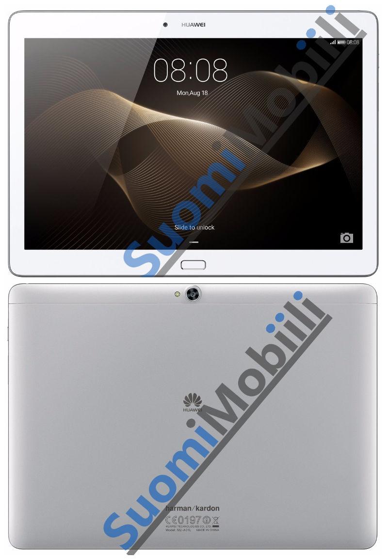 MediaPad M2 10.1