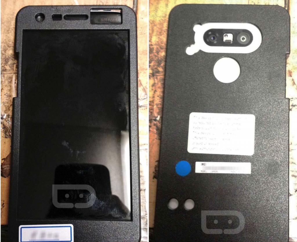 LG G5 prototipo