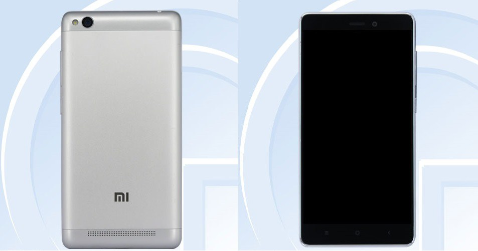 Redmi 3 Xiaomi informazioni design