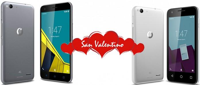 Vodafone San Valentino Smart Ultra e Speed