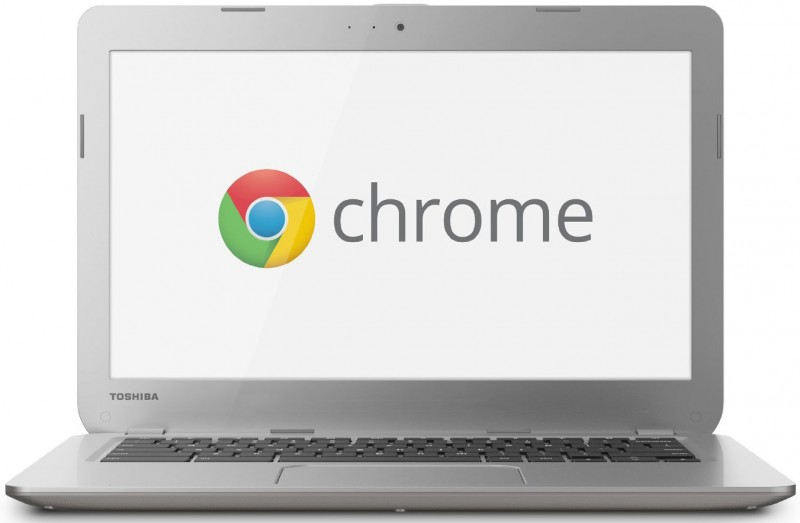 Chromebook Chell (only key)
