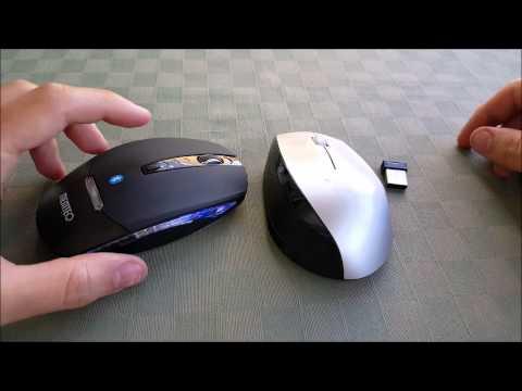 Mouse bluetooth e wireless