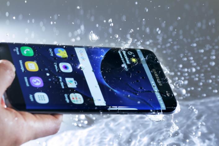 Galaxy S7 IP68