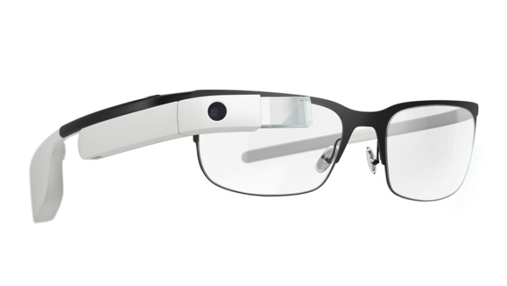 Snapchat Google Glass