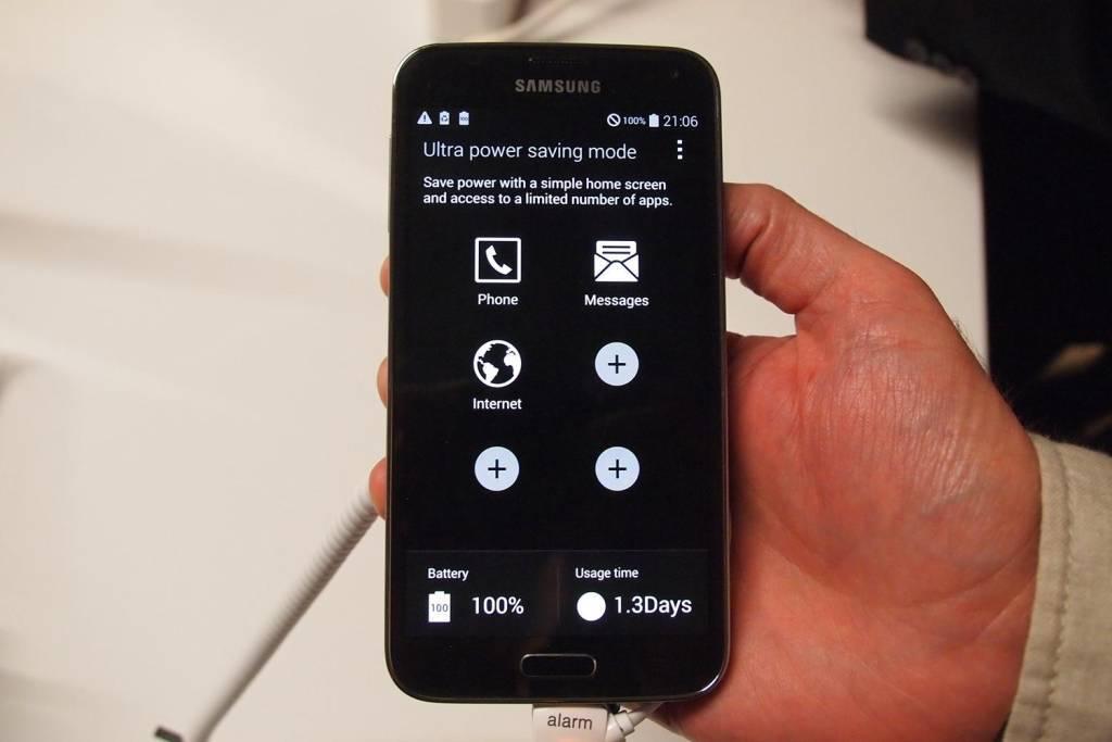 batteria smartphone