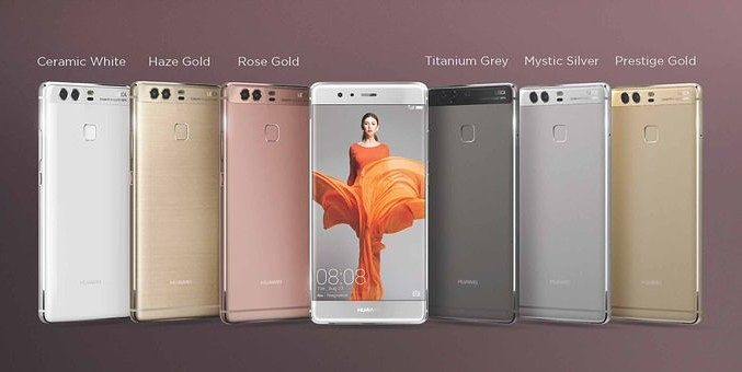 Huawei P9 official