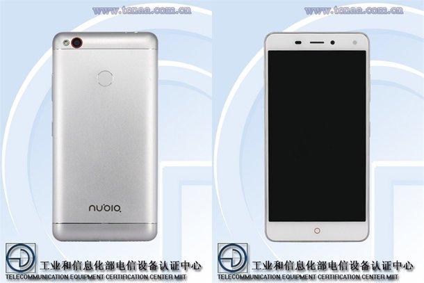 Nubia NX541J