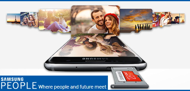 Offerta microsd Galaxy S7