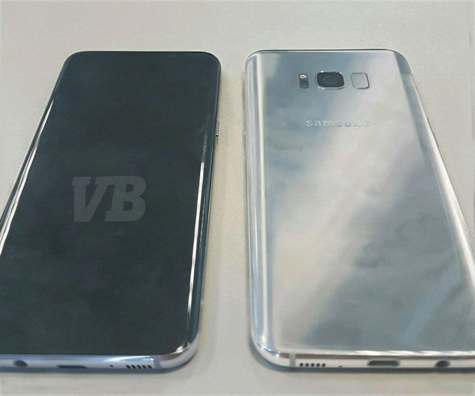 Samsung Galaxy S8: fuga di notizie, nuove funzionalità, e data di lancio