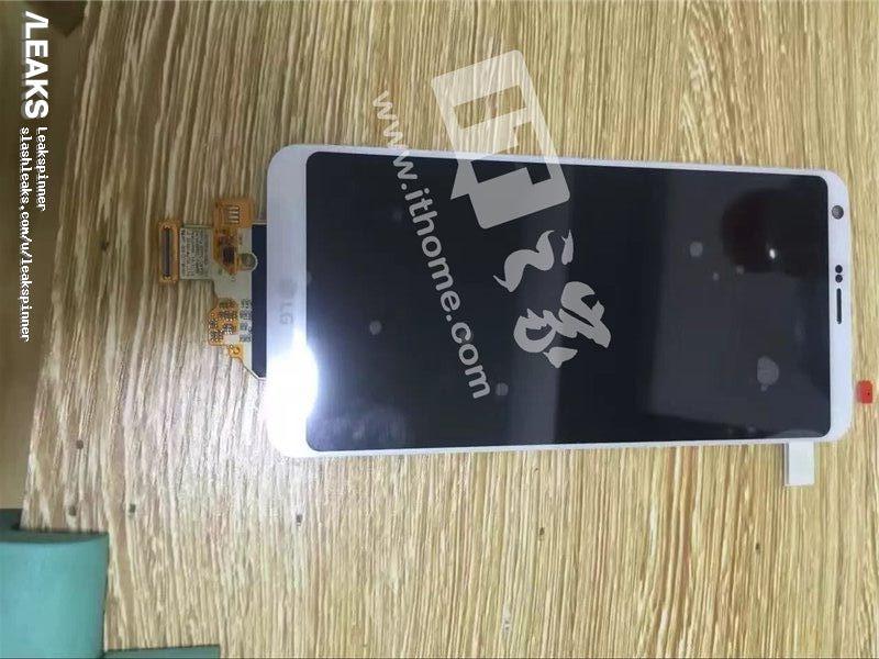 LG G6 White