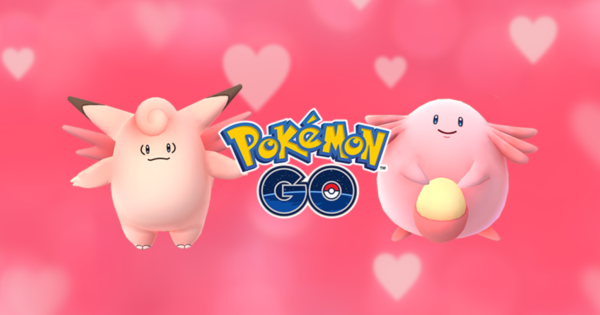 Pokémon Go San Valentino