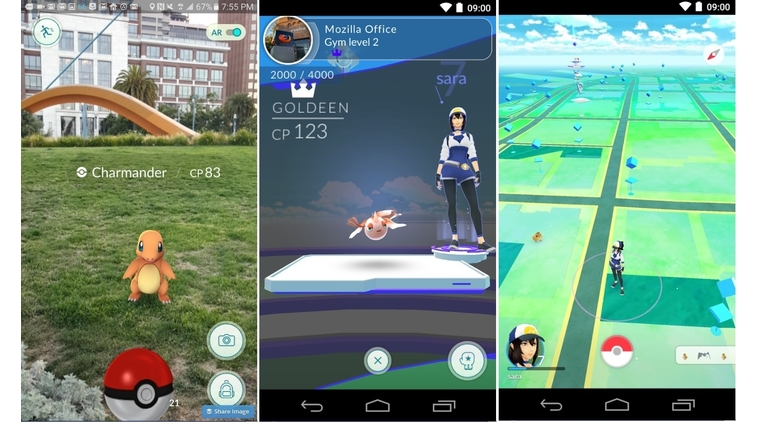 Pokémon Go nuova funzione