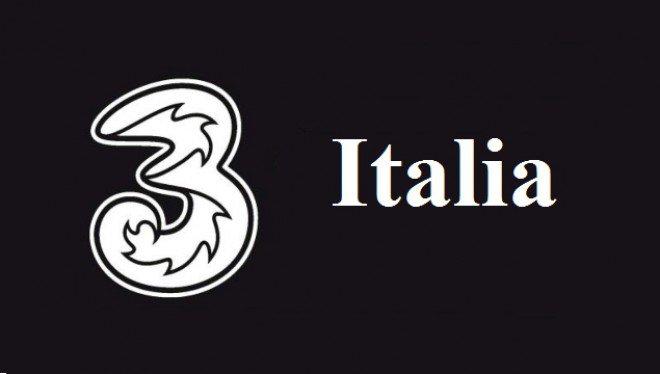 3 Italia roaming logo