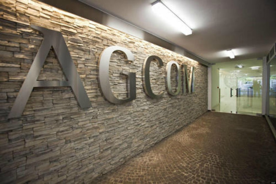 AGCOM Internet italiani