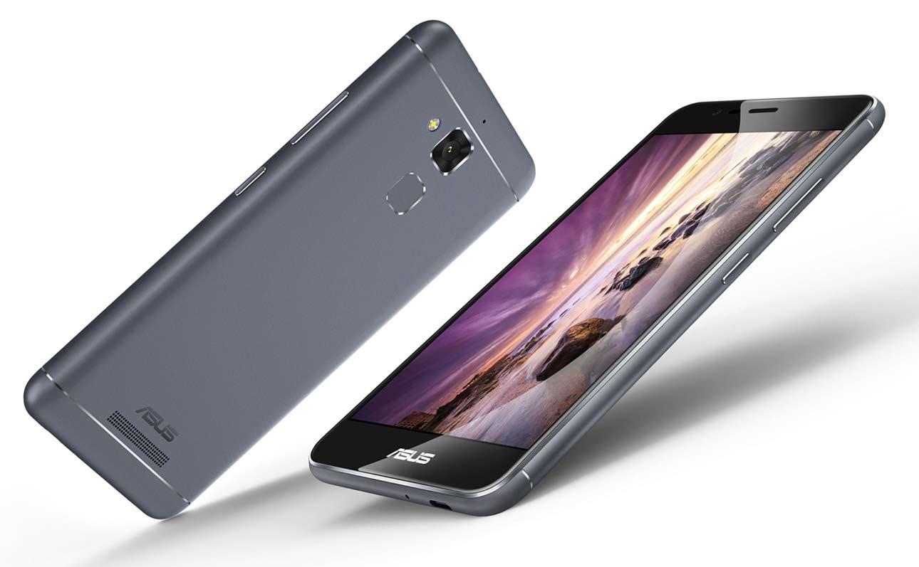 ASUS ZenFone 3 Max ZC520TL Nougat